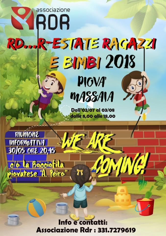 [:it]R-Estate Ragazzi[:] @ Scuola Materna Statale